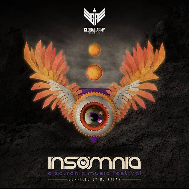 v/a Insomnia Festival 2013 compilado por Kafar @ Phantasm Records